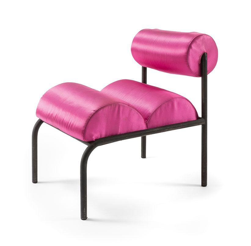 Gianni Arnaudo, Aliko chair, designed for Flash Back, Borgo San Dalmazzo, Italy, 1972, Gufram