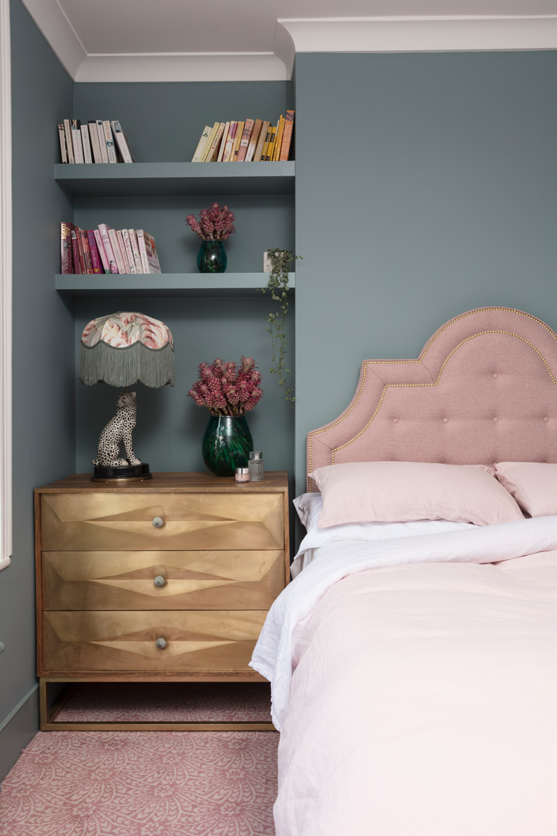 The Pink House bedroom reveal