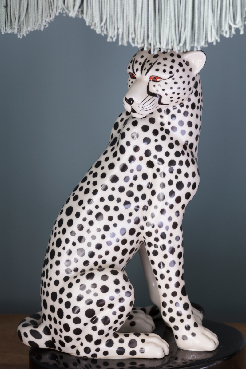 House of Hackney Cheetah lampstand