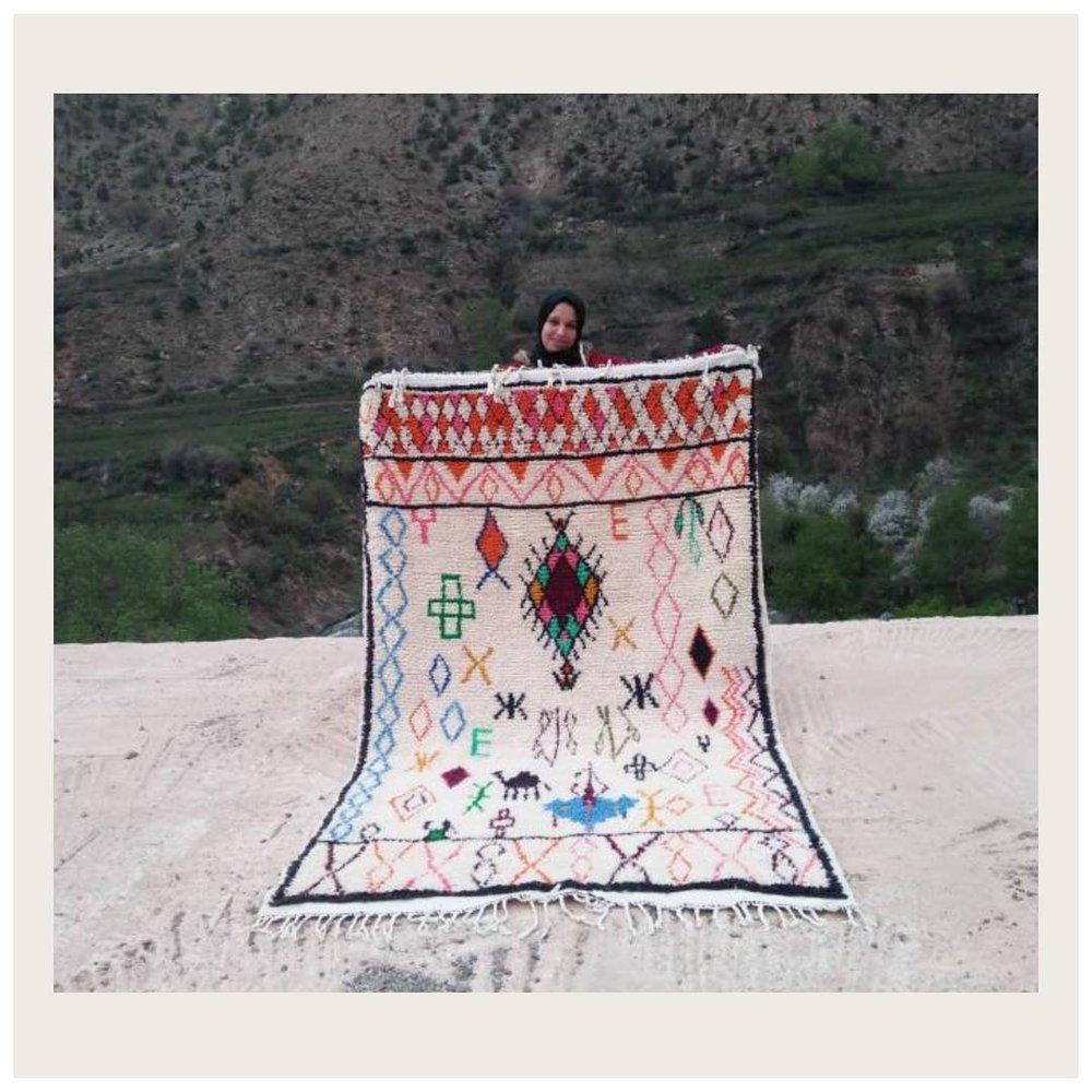 Beautiful rug  @he.anou