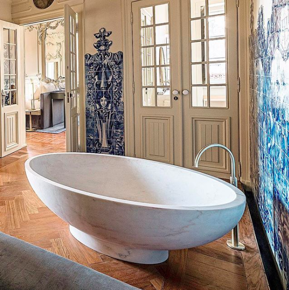The tub fit for a queen  @verridepalaciosantacatarina