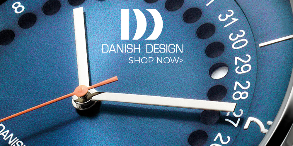 Danish Design Watches at Marchbank Jewellers