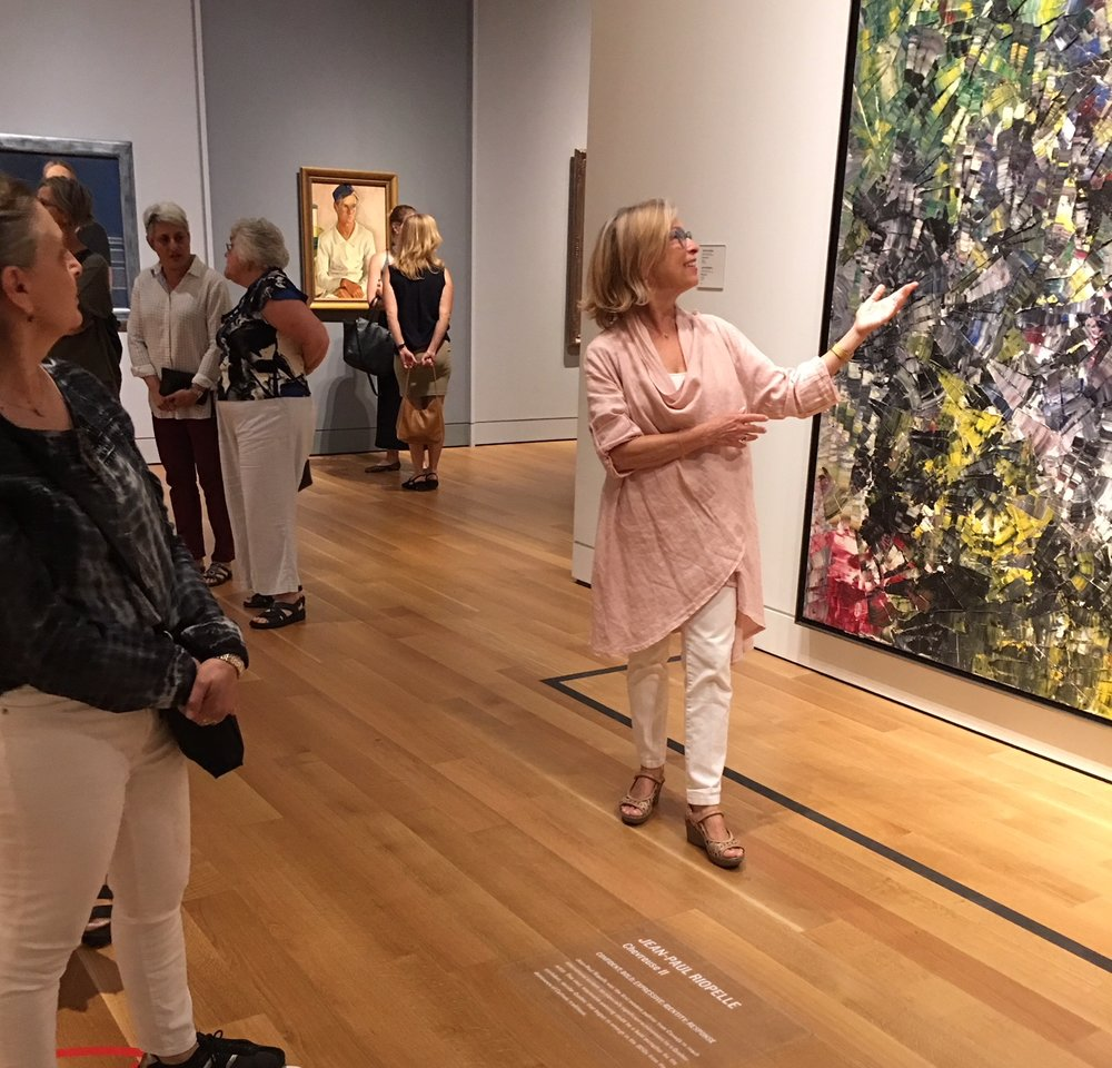 ART EXPERIENCES- book a custom tour at an art venue