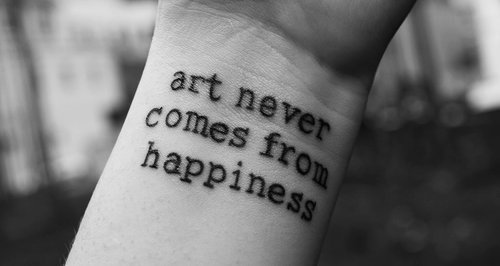 art happiness