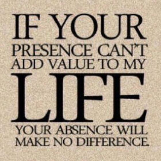 それはそれはポイントがないこと、それはあなたが良い人に会う方法をあなたの自己thatsである:)