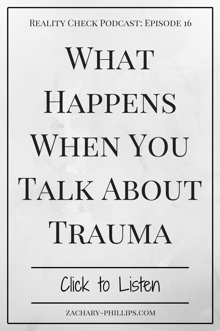 What Happens When You Talk About Trauma - Pinterest