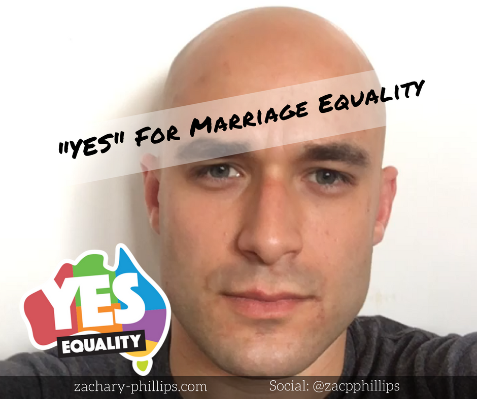 yes for marriage equality