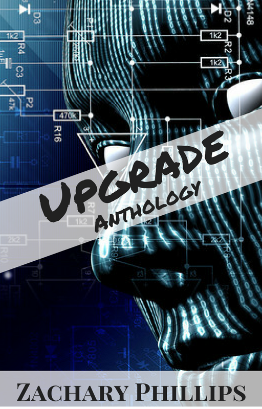 Upgrade Anthology Cover