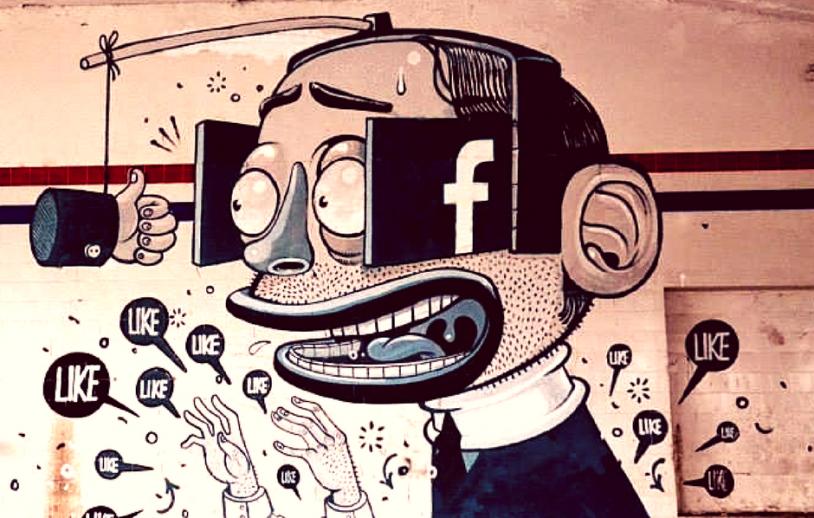 facebook dystopia