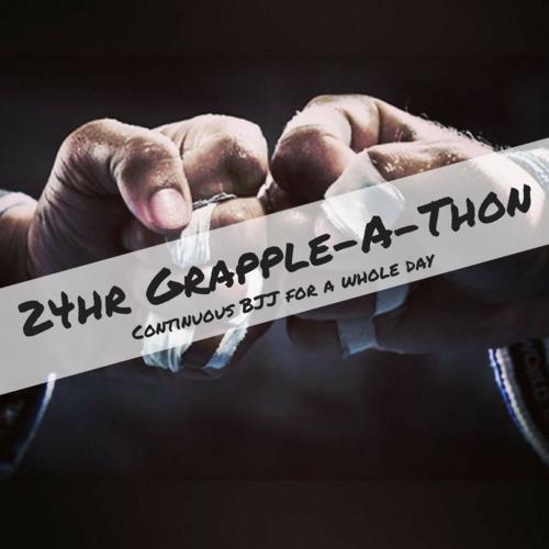 24 hr Grapple-a-thon