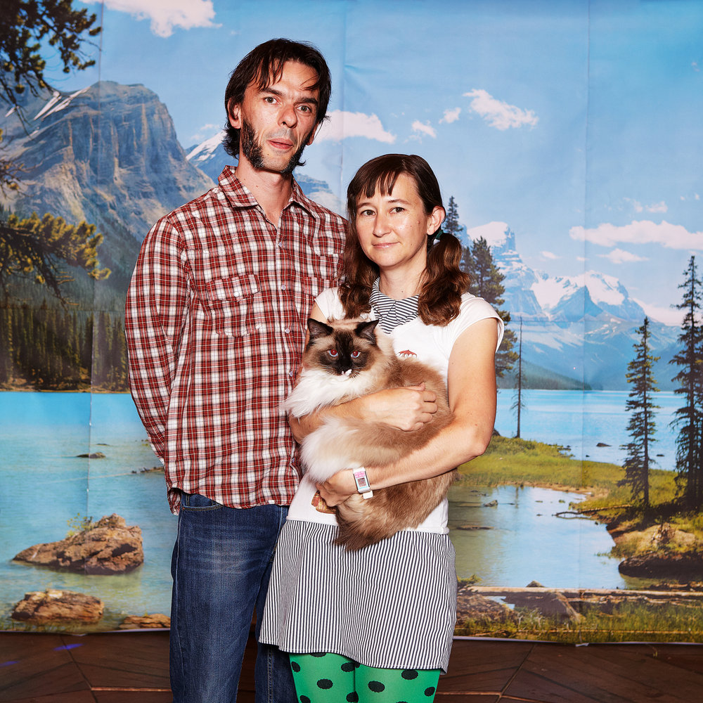 Pet Photo Booth - Perth International Fringe Festival 2013