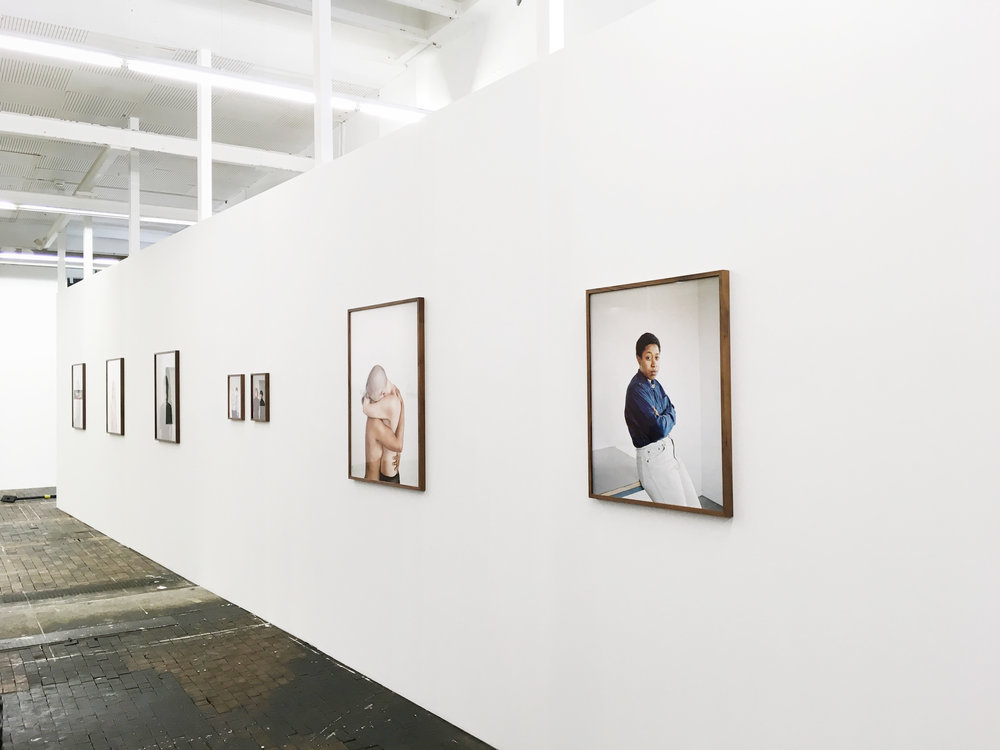 installation view, collective show  NEOGLOBALIDAD , Centre de la photographie de Genève, Genève, 2017.