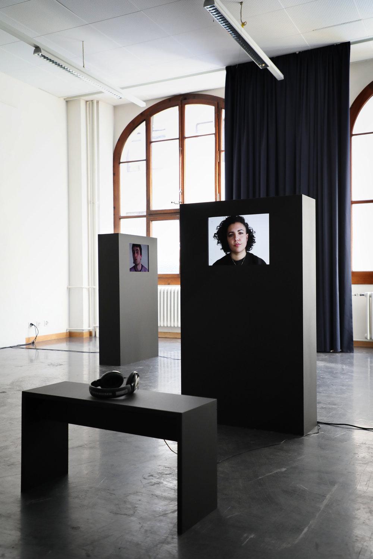 installation views, HEAD, 2018.