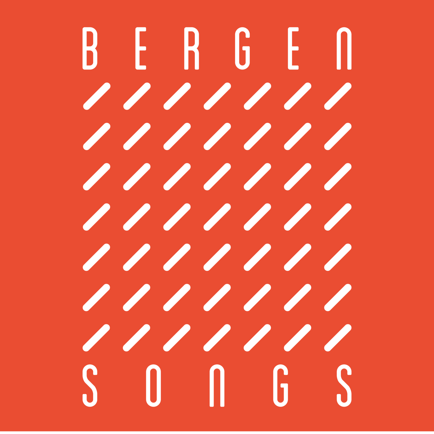 Bergen Songs 4-6 april 2018