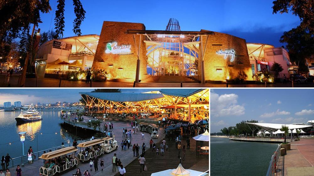 DANGA BAY - Johor Bahru, Malaysia