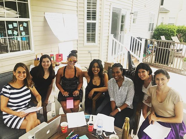 What becomes possible when you start with why • First retreat in the books for our Board of Directors! So excited about what's coming next for BRIDGE. #philly #BRIDGE #nonprofit #kidsyoga #communitybuilding #inquirybasedlearning