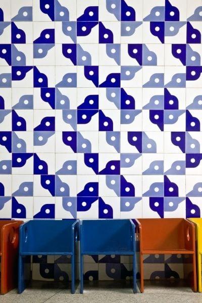 oscar niemeyer brasilia tiles