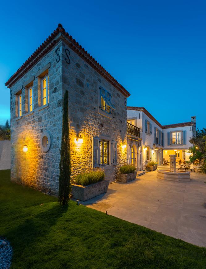 GT HOUSE I ALACATI