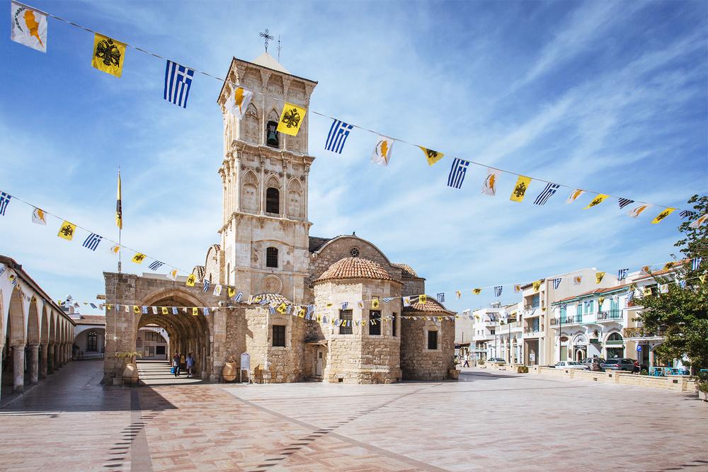 St. Lazarus church