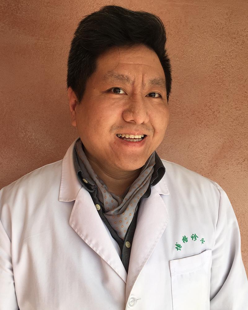 Dr. Jingjing Berger     TCM Traditionelle Chinesische Medizin