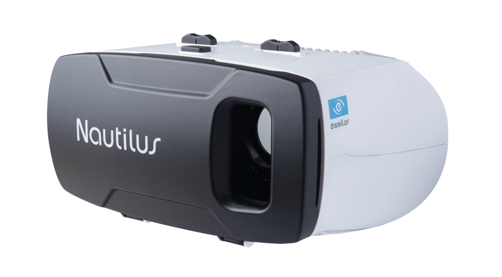 Nautilus - a 3D Virtual Reality vision demonstrator...