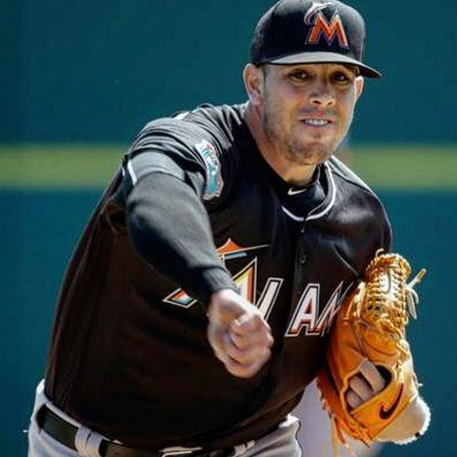 A sad day for the world of baseball! Thoughts and Prayers go out to the Fernández family and the @Marlins #pray