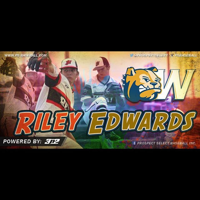 Congratulations to Heat 2017 grad Left-handed pitcher Riley Edwards @rileyedwards_9 on his recent commit to Wingate University @wingatebulldogs  @heatbaseballnc #TheBestPlayHere  #heatbaseballnc #thenextlevel #buildingathletes #hardwork #dedication #scholarship
