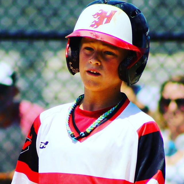 Heat family and friends please keep Dalen Milligan @dalenmilligan in your thoughts and prayers as he was hit by a pitch in the face and was transported to Charlotte.  #pray #heatfamily