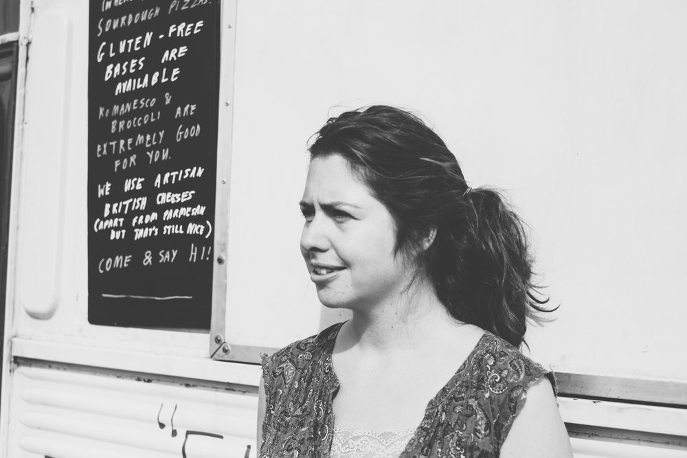 DO YOU KNOW YOUR WHY? - Founder of Well Kneaded, Bridget, writes about her why.Why pizza, a vintage van and a little family of passionate people?
