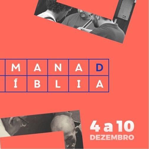 (1/3) Romanos 12:21 #SemanaDaBíblia2017 #EuLeioABíblia #4a10Dezembro