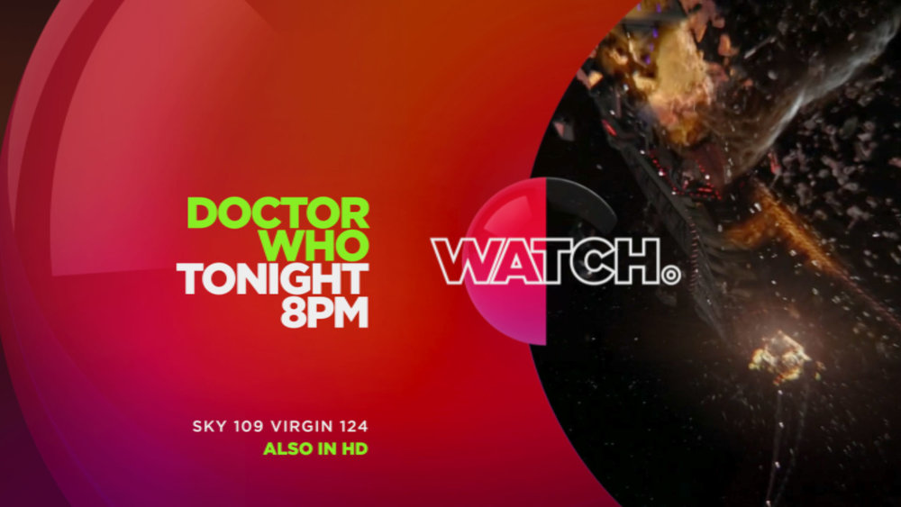 UKTV Watch Promo Endboard