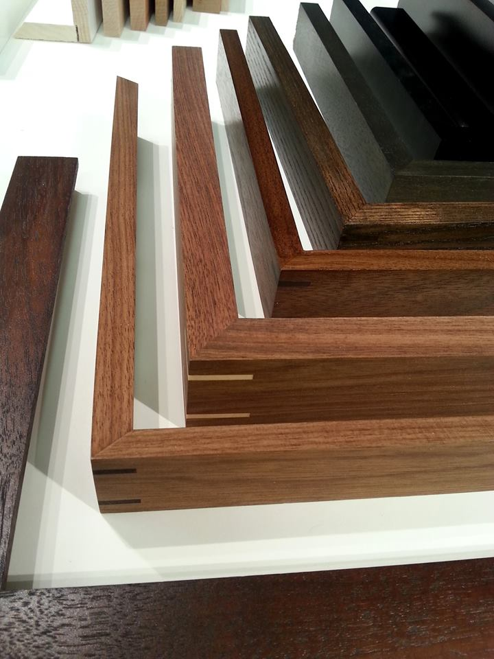 Handmade Wood Frames — Panopticon Imaging, Inc