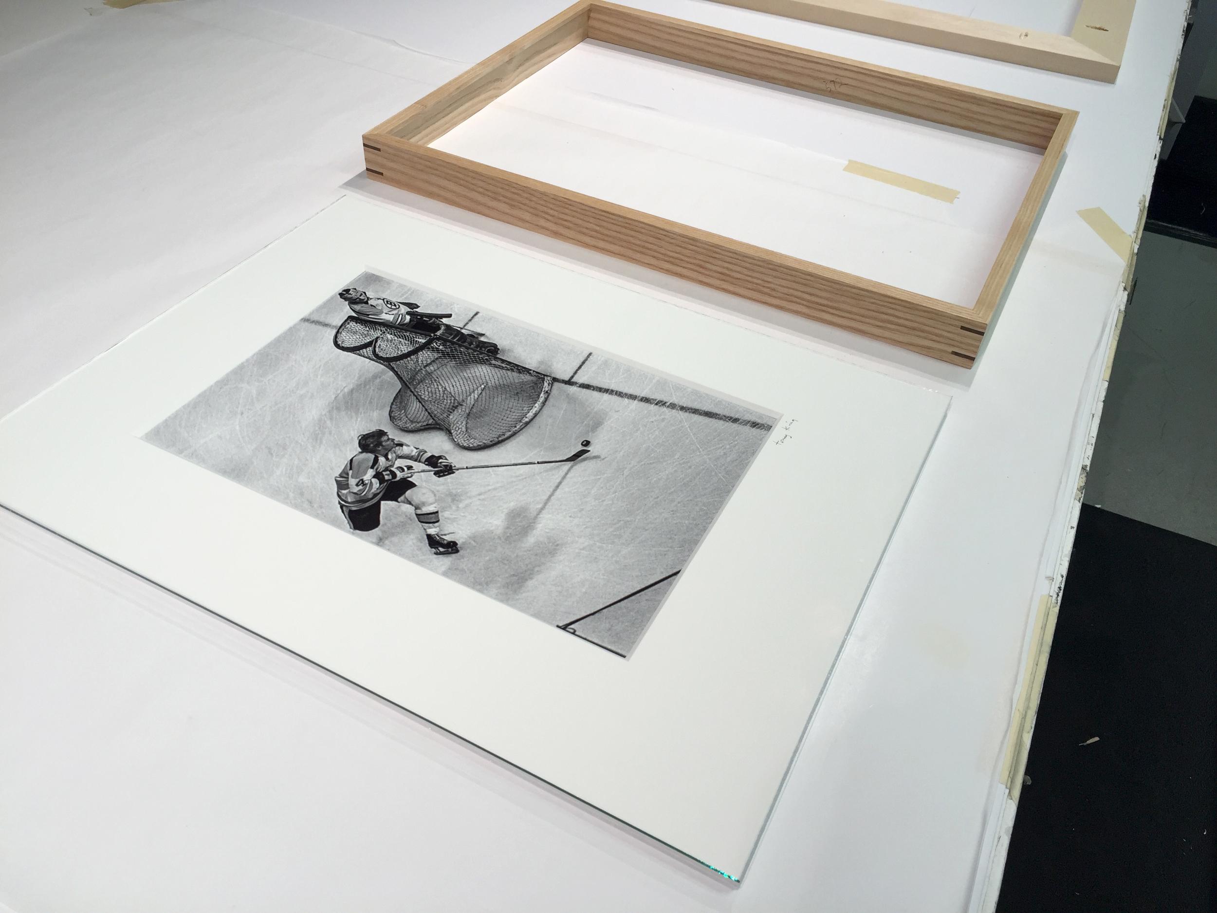 Custom Wood Frames — Panopticon Imaging, Inc