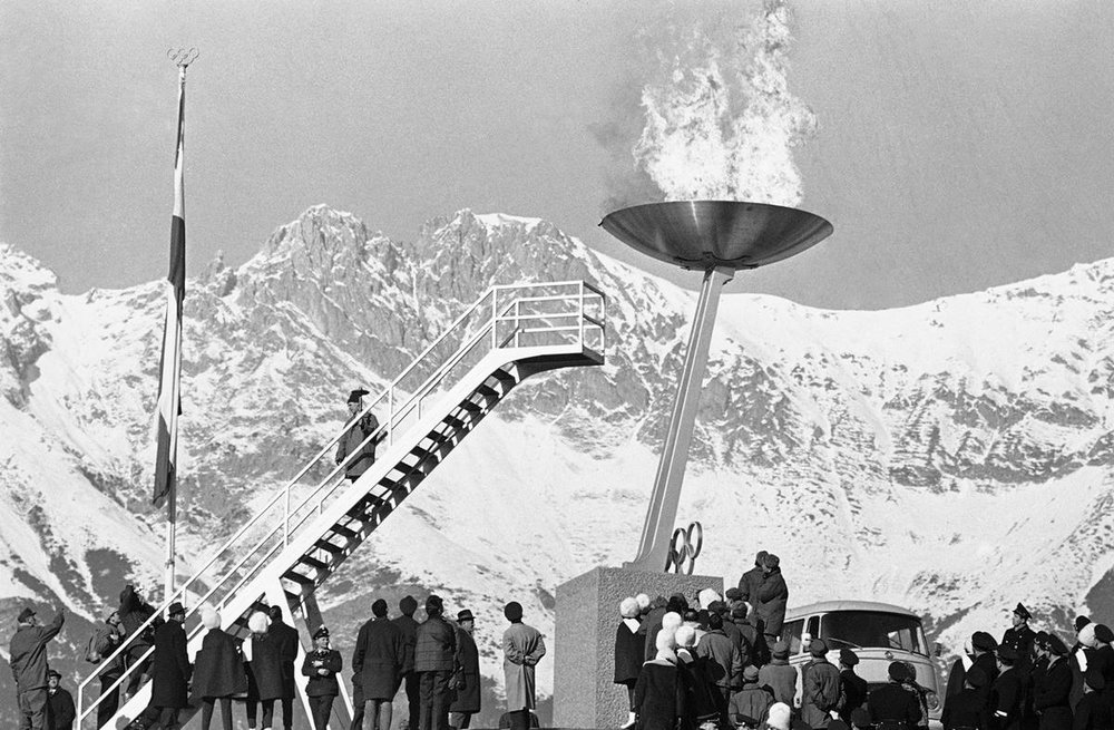 1964 Olympics (The Atlantic--AP Photo )