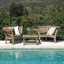 whether for your garden grounds pool or roof top terrace our luxury oak and bowline furniture will enhance the pleasure you get from your outdoor space