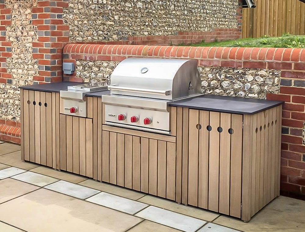 Gaze Burvill Broadwalk Outdoor Kitchen