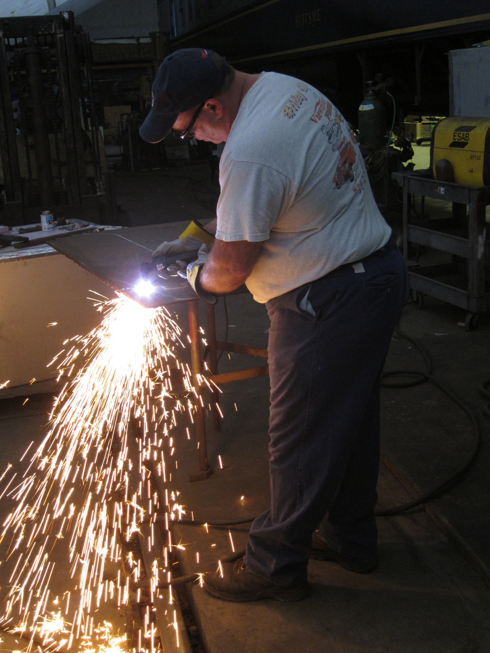 Welding, Cutting, & Body Work
