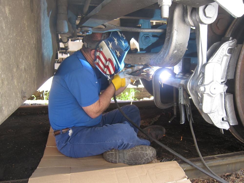 Running Gear Repairs