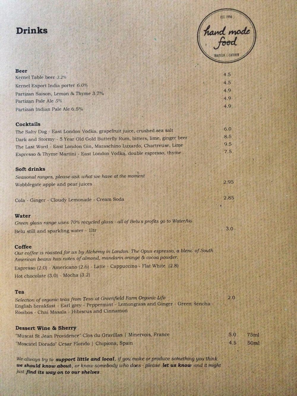 Drinks Menu Restaurant - Oct 2.JPG