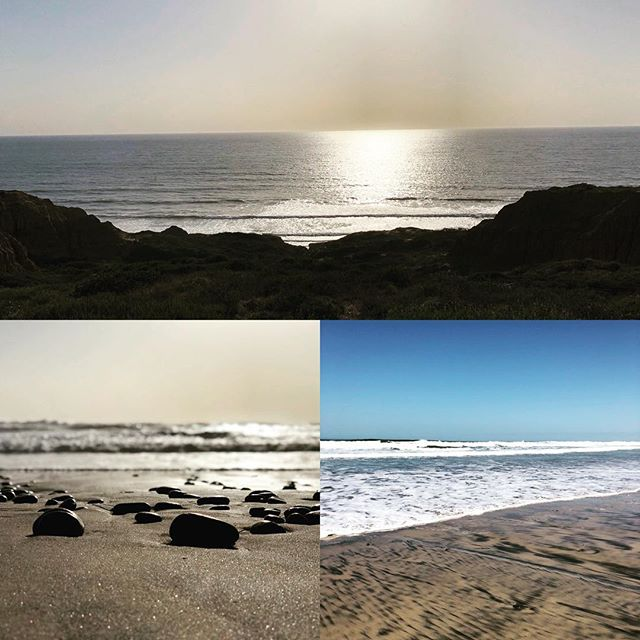 Kicked off spring travel schedule this weekend in San Diego #icouldlivehere #torreypines