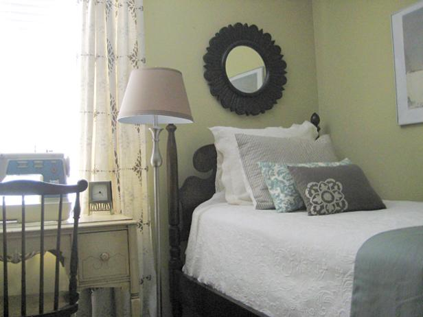 By Laura McDonald  http://www.hgtv.com/design/decorating/design-101/6-tips-for-decorating-your-first-home