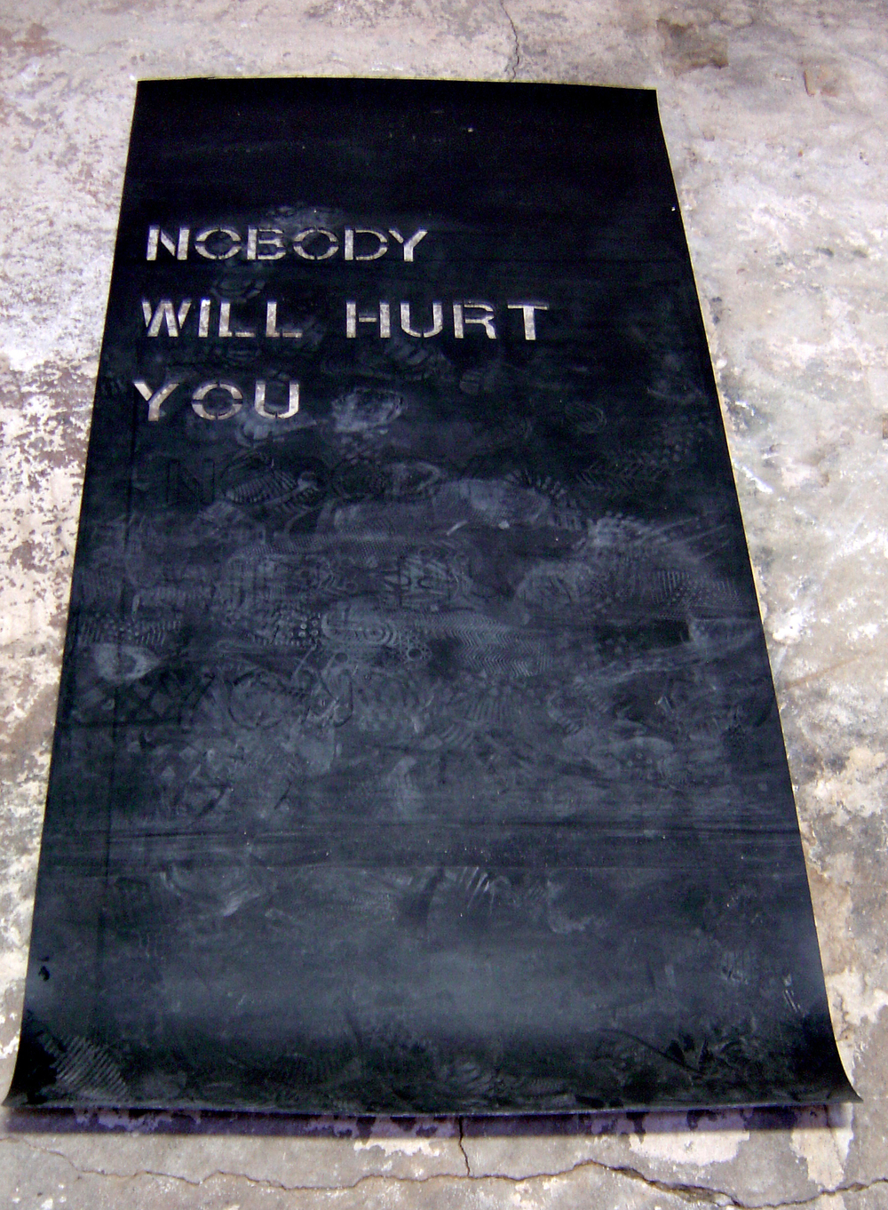 nobody will hurt you