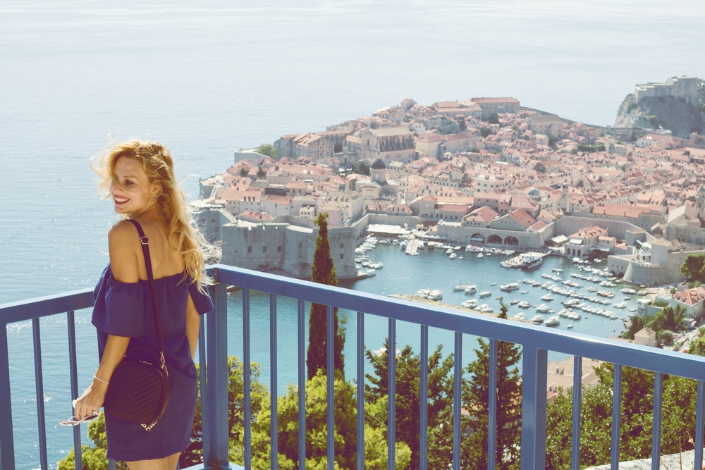 Visit  The Old City of Dubrovnik , UNESCO Also known as  Kings Landing,   Game of Thrones