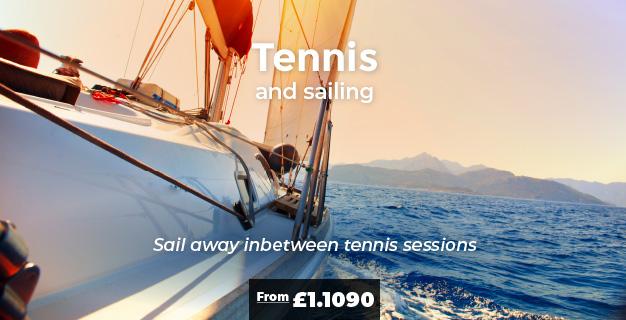 Tennis & Daily Sail