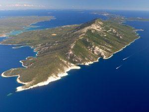 Fly to Rijeka Airport or Pula Airport