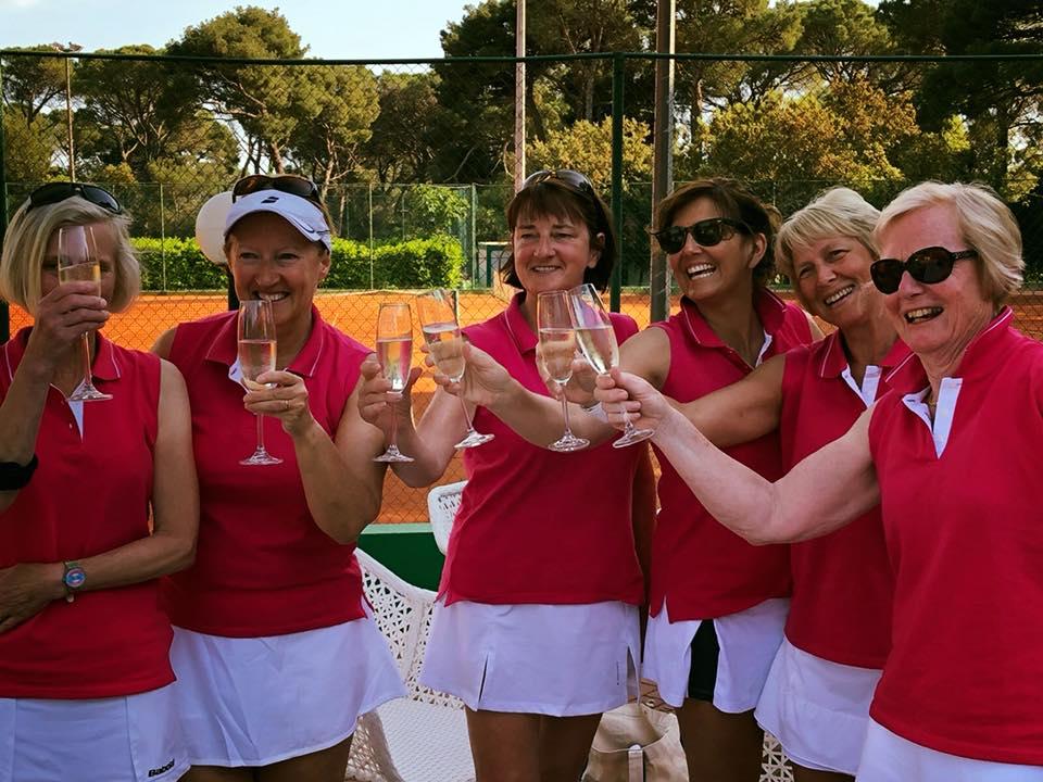 5 October - 12 October  Tennis & Ladies only   Cavtat, Dubrovnik Region