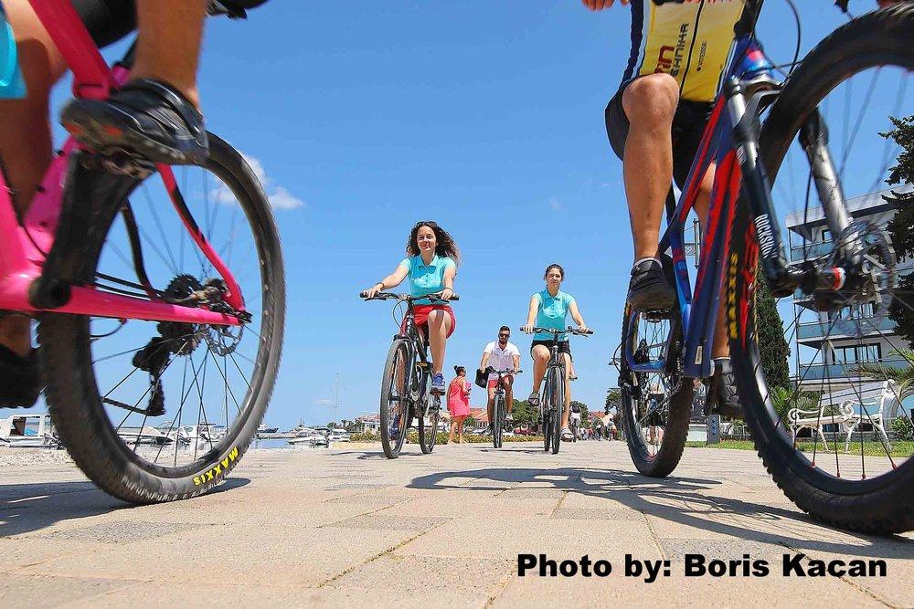 21 April - 28 April  Tennis & bike   Biograd, Zadar Region