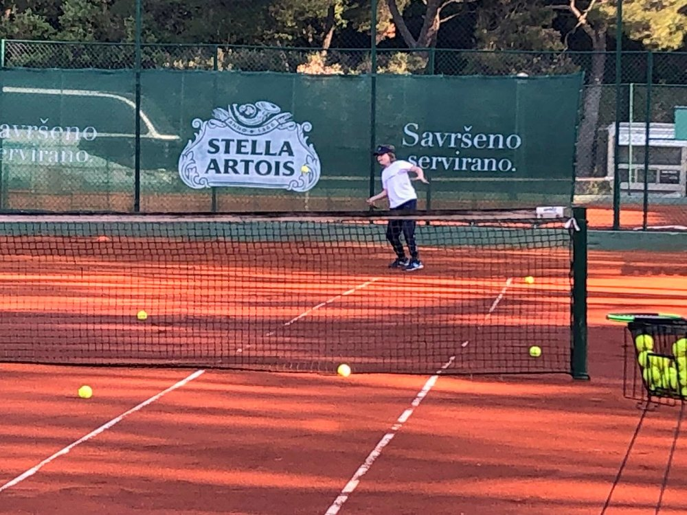 Tennis camps Europe