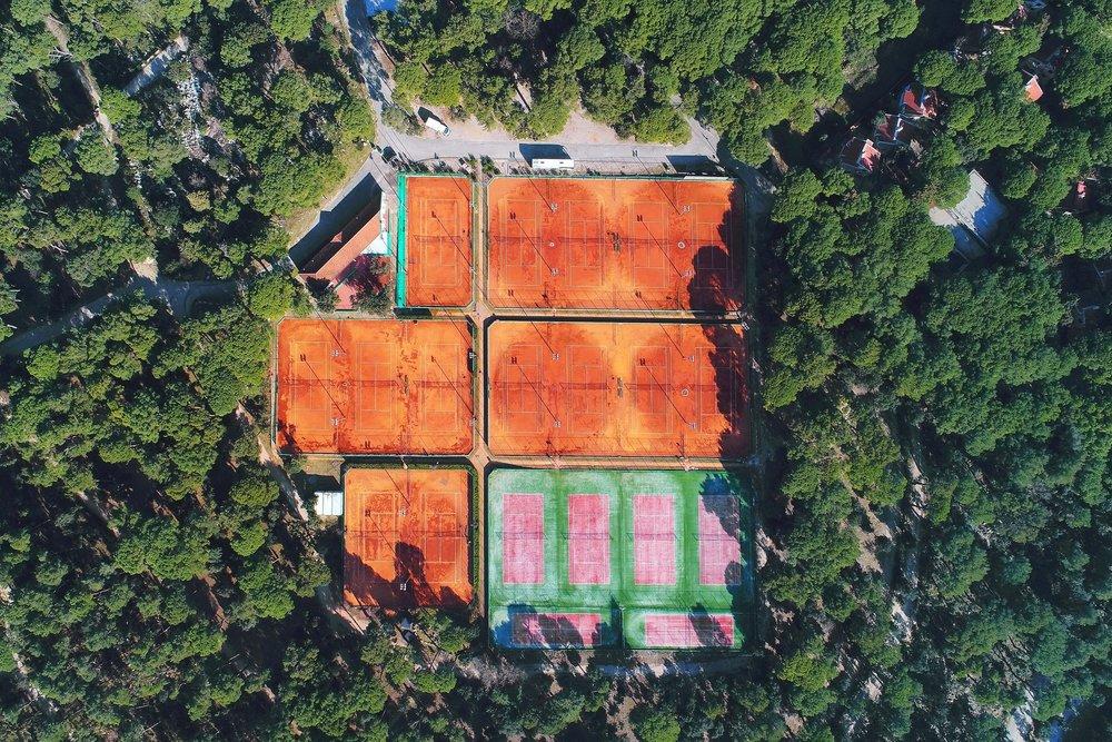 Family tennis holidays Europe