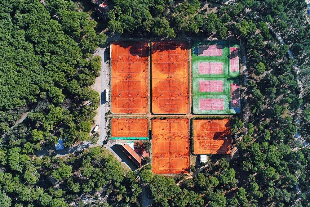 Tennis coaching holidays Europe